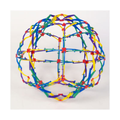 Hoberman Hoberman Mini Sphere - Rainbow