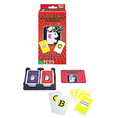 Winning Moves Scattergories: The Card Game