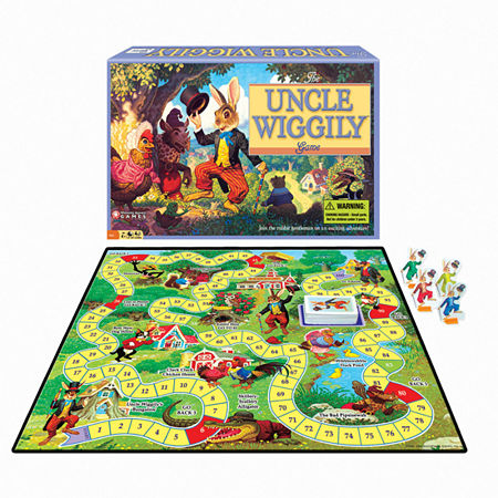 Winning Moves Uncle Wiggily Game, One Size , Multiple Colors