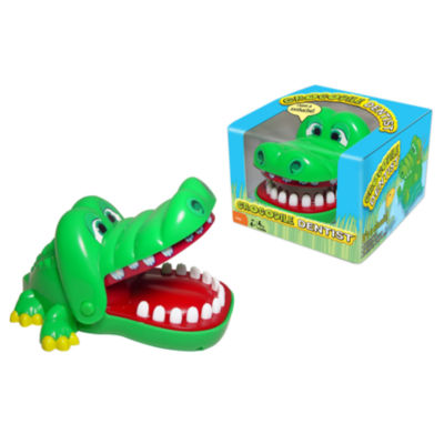 Winning Moves Crocodile Dentist