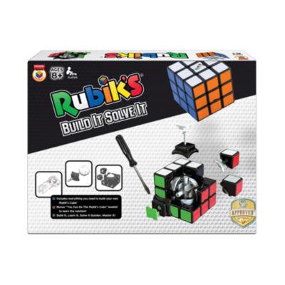 Winning Moves Rubik's Build It Solve It