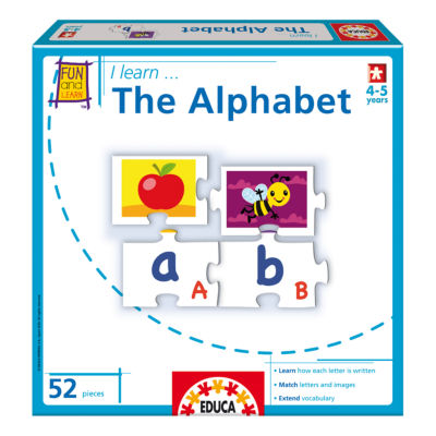 Educa I Learn... The Alphabet