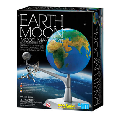 4M Earth and Moon Model Making Kit