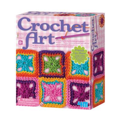 4M Crochet Art