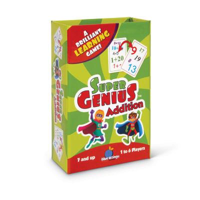 Blue Orange Games Super Genius - Addition