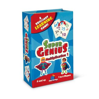Blue Orange Games Super Genius - Multiplication 1