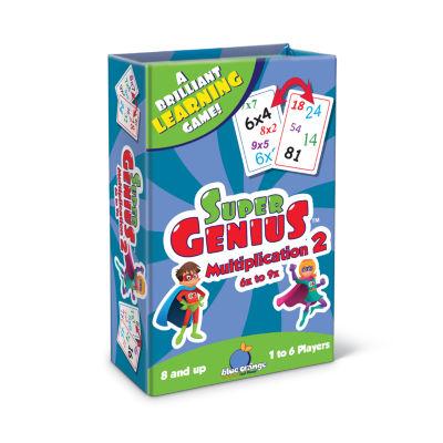 Blue Orange Games Super Genius - Multiplication 2