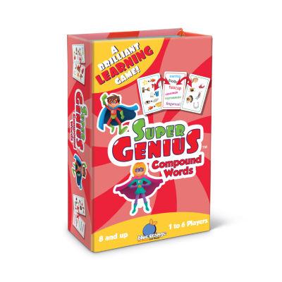 Blue Orange Games Super Genius - Compound Words