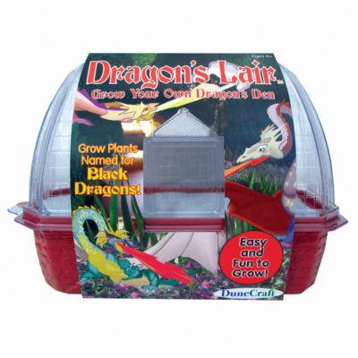 Dunecraft Dragon's Lair Windowsill Greenhouse