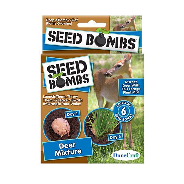 Dunecraft Seed Bombs - Deer Mixture