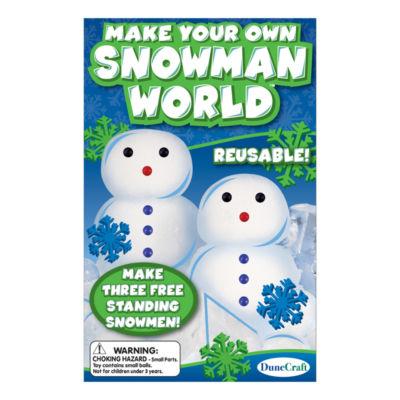 Dunecraft Make Your Own Snowman World