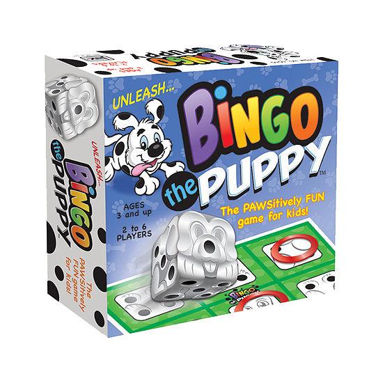 Jax Ltd. Bingo the Puppy