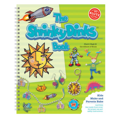 Klutz The Shrinky Dinks Activity Book