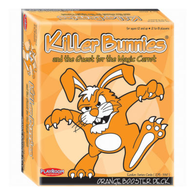 Playroom Entertainment Killer Bunnies and the Quest for the Magic Carrot: Orange Booster Deck (5)