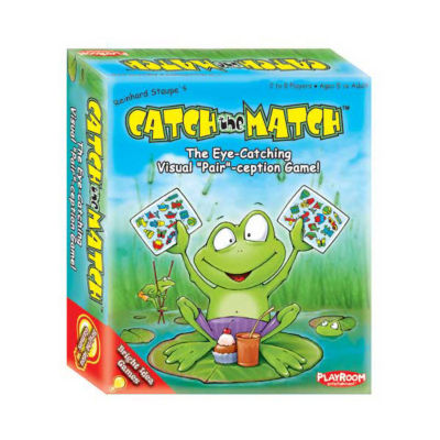 Playroom Entertainment Catch the Match Card Game