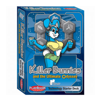 Playroom Entertainment Killer Bunnies Odyssey Technology Starter Deck