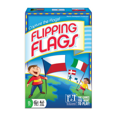 R and R Games Flipping Flags