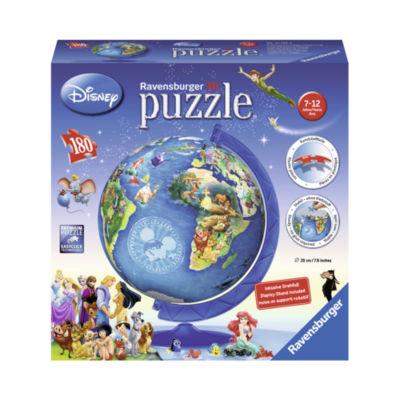 Ravensburger Disney Globe 3D Puzzle Ball: 180 Pcs