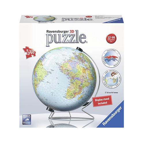 Ravensburger The Earth 3D World Globe Puzzle: 540Pcs