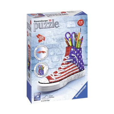 Ravensburger Sneaker - American Style 3D Puzzle: 108 Pcs