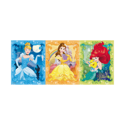 Ravensburger Beautiful Disney Princesses PanoramicPuzzle: 200 Pcs