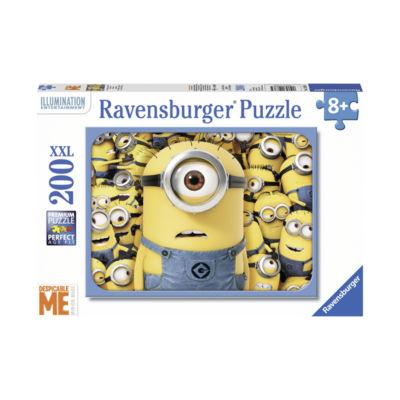 Ravensburger Despicable Me - The Minions: 200 Pcs