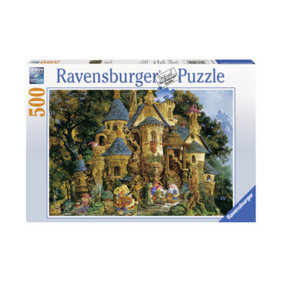 Ravensburger College of Magical Knowledge: 500 Pcs