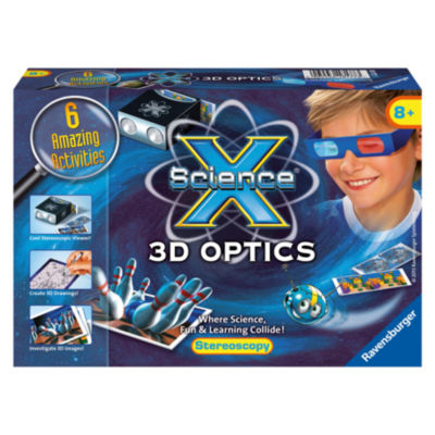 Ravensburger Science X Mini - 3D Optics