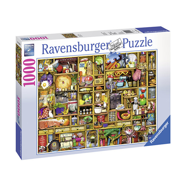Ravensburger Colin Thompson - Kitchen Cupboard: 1000 Pcs