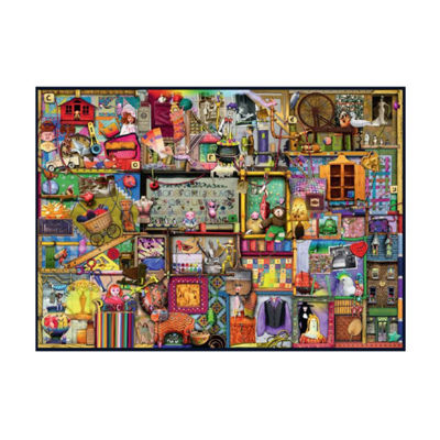 Ravensburger Colin Thompson - The Craft Cupboard:1000 Pcs