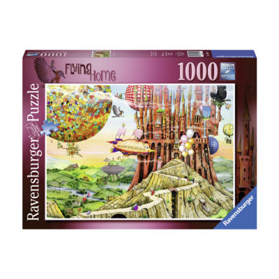 Ravensburger Colin Thompson - Flying Home: 1000 Pcs
