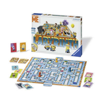 Ravensburger Despicable Me Labyrinth Game