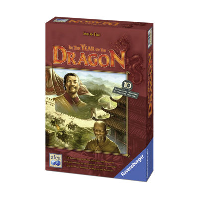 Ravensburger In the Year of the Dragon - 10th Anniversary Edition