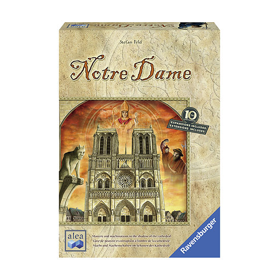 Ravensburger Notre Dame - 10th Anniversary Edition