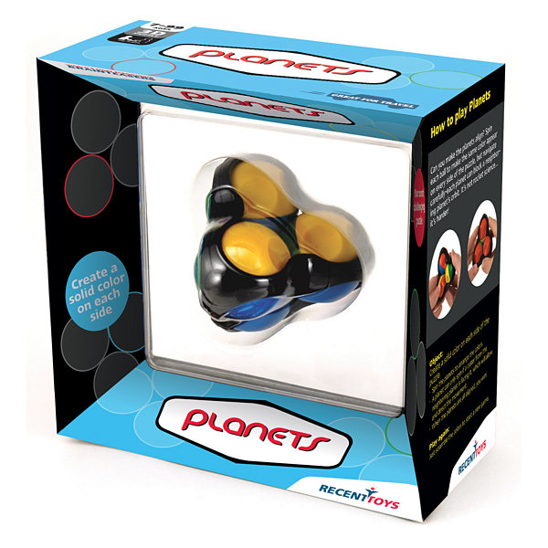 Recent Toys Planets Brain Teaser