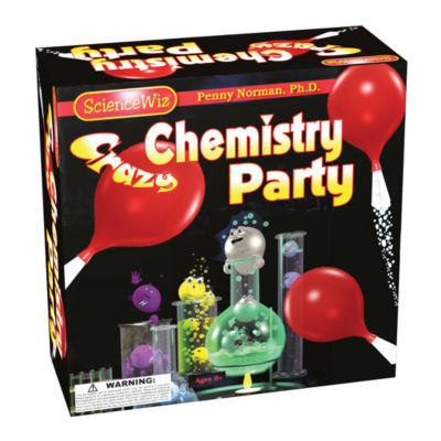 ScienceWiz Products Crazy Chemistry Party