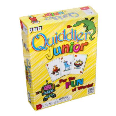 SET Enterprises Quiddler Junior Card Game