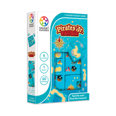 Smart Toys and Games Pirates Jr. Hide & Seek