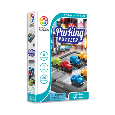 Smart Toys and Games Parking Puzzler