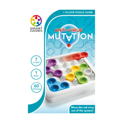 Smart Toys and Games Anti-Virus Mutation