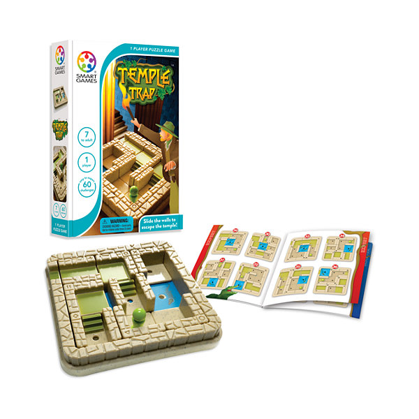 Smart Toys and Games Temple Trap