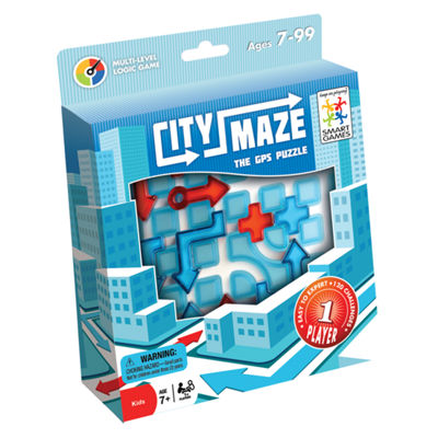 Smart Toys and Games City Maze