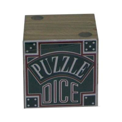 Square Root Puzzle Dice