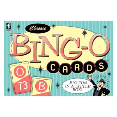 U.S. Games Systems Bing-o Cards