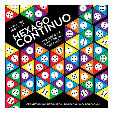 U.S. Games Systems Hexago Continuo, One Size , Multiple Colors