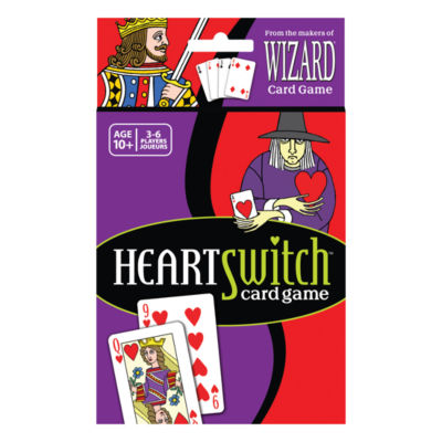 U.S. Games Systems HeartSwitch Card Game