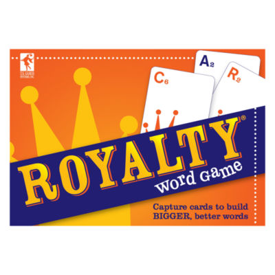 U.S. Games Systems Royalty Word Card Game