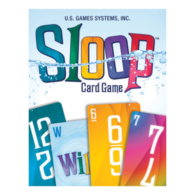 U.S. Games Systems Sloop Card Game
