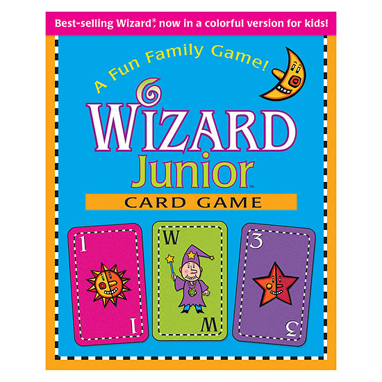 U.S. Games Systems Wizard Junior Card Game
