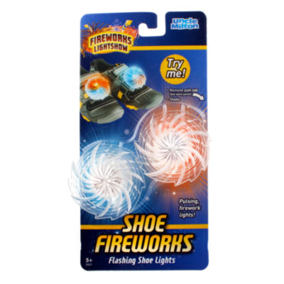 Uncle Milton Shoe Fireworks
